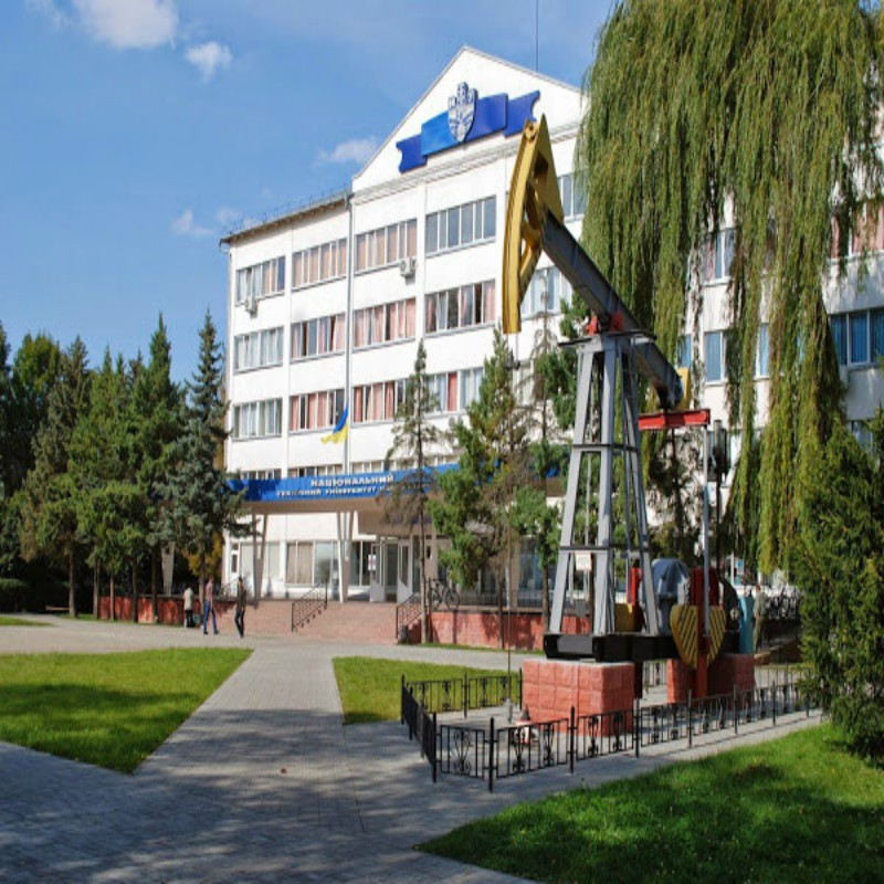IVANO FRANKIVSK NATIONAL TECHNICAL UNIVERSITY OIL & GAS