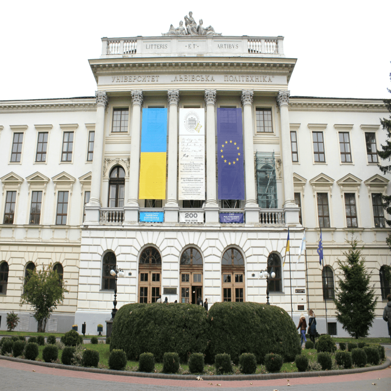 LVIV POLYTECHNIC NATIONAL UNIVERSITY , study Ukraine